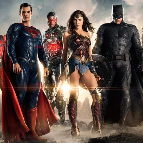 Justice League First Official Image