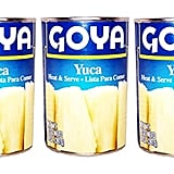 Canned Yuca