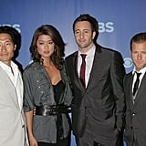 Daniel Dae Kim, Grace Park, Alex O'Loughlin, Scott Caan