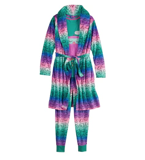 Pajama & Robe Set