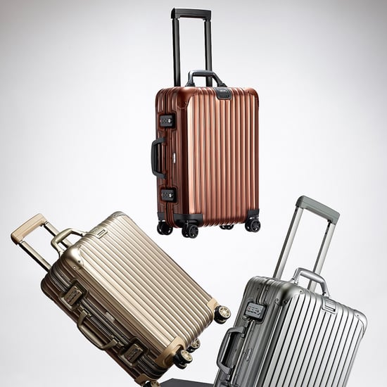 Rimowa Copper Suitcase