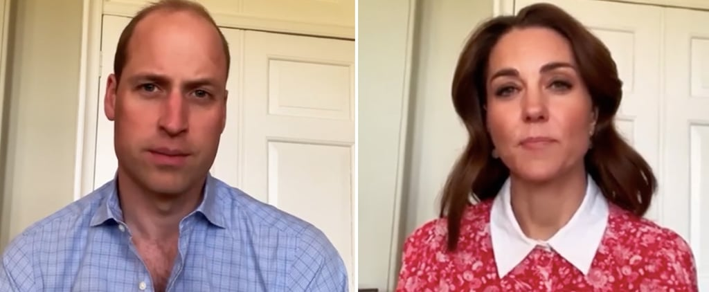 Kate Middleton and Prince William's Mental Health Video