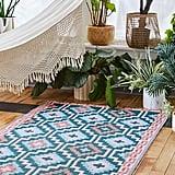 Luz Reversible Indoor/Outdoor Mat