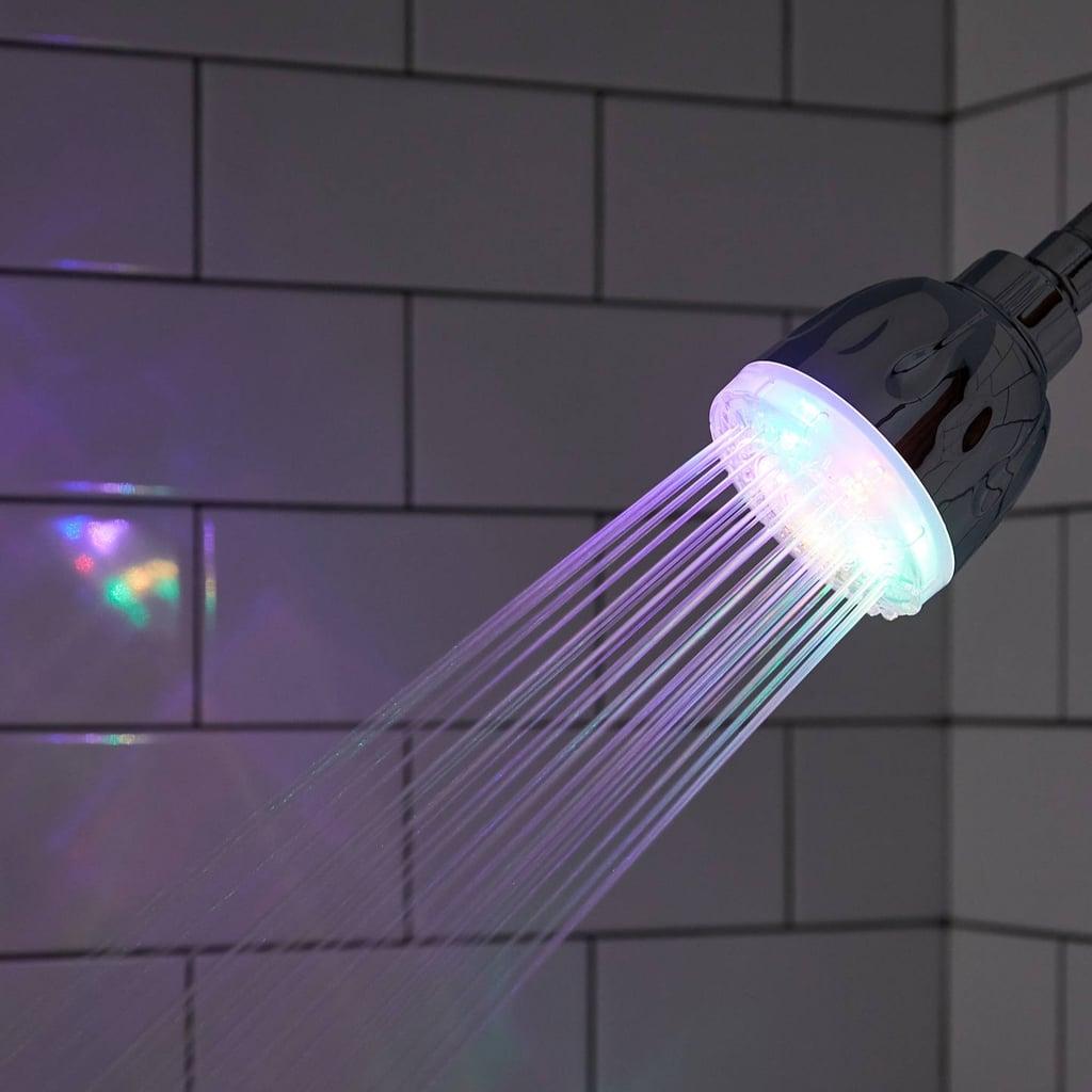 LED Showerhead