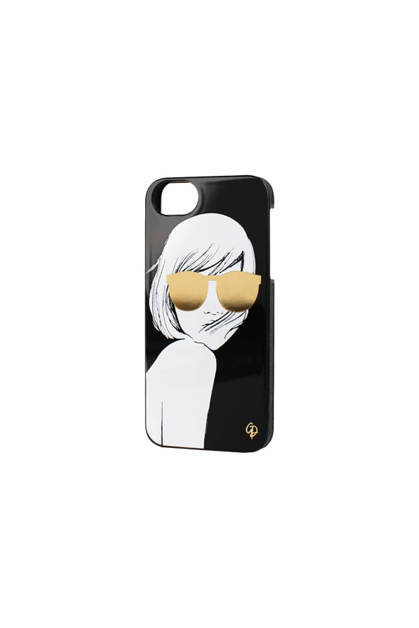 Garance Doré Sunglasses iPhone 5/5S Case