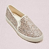 Keds x Kate Spade New York Double Decker Glitter Sneakers