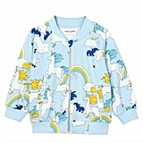 Mini Rodini Unicorn Bomber Jacket