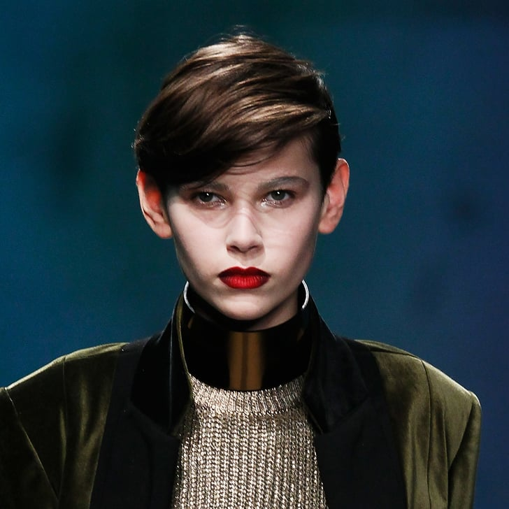 Kenneth Cole Shows Us the Must-Have Red Lip Look For Fall