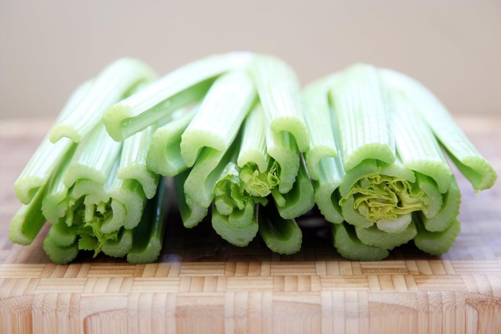 Myth 5: Some foods, like celery, have negative calories.