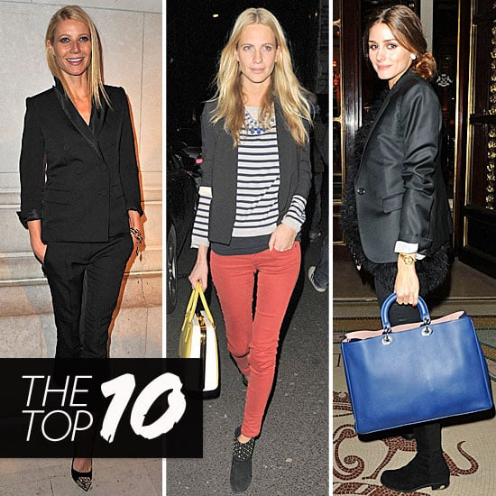 Best Celebrity Style March 5, 2012