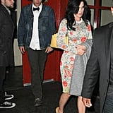 Katy Perry and John Mayer Mark His 35th With Dinner and Clubbing