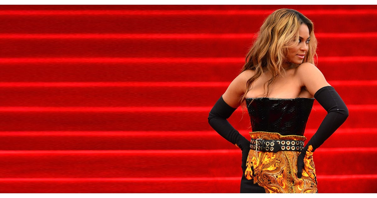Sexiest Dresses At Met Gala 2013 Popsugar Fashion