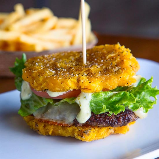 Tostones Burgers in Miami