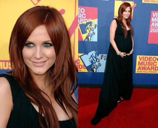 MTV Video Music Awards: Ashlee Simpson