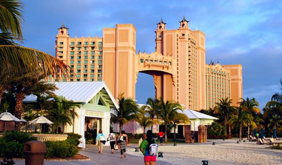 Review of Atlantis Resort - Bahamas
