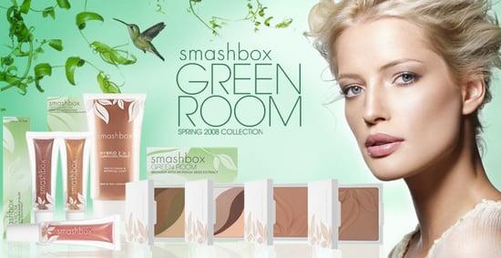 Smashbox Green Room Makeup Collection
