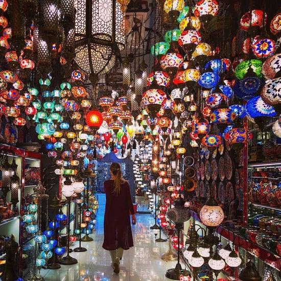 صور لأسواق دبي