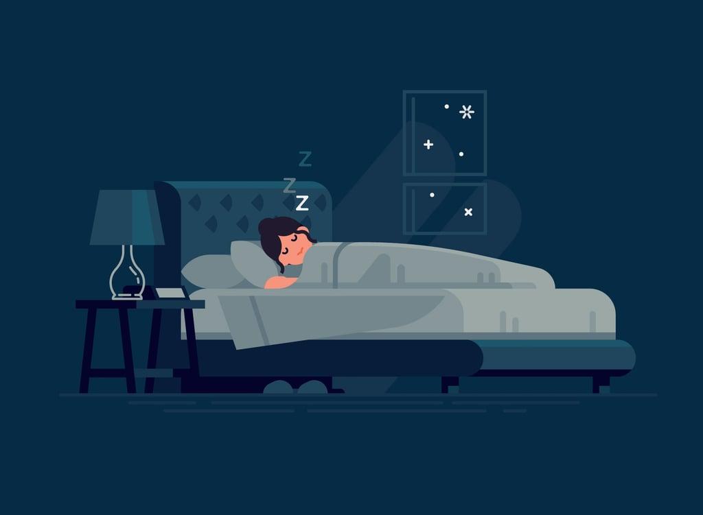 تقنيات تأمل يمكنك القيام بها في السرير