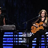Bonnie Raitt and Alicia Keys