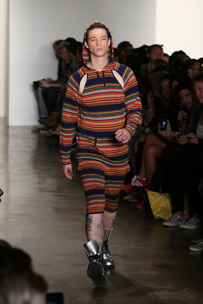 And His Most Recent Was Jeremy Scott Spring '15