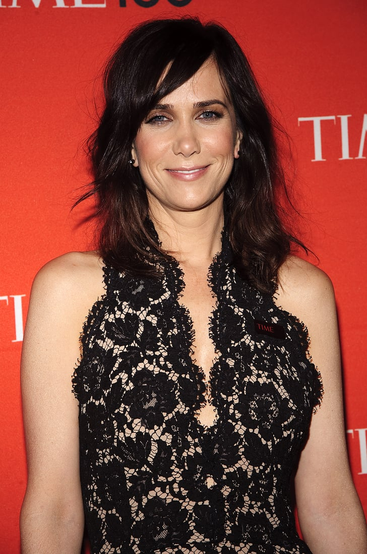 Kristen Wiig Celebrities With The Clavicut Hairstyle