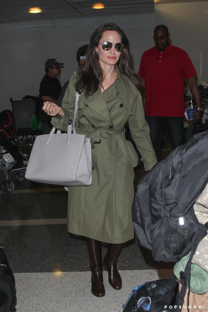 Angelina Jolie's Travel Hack Is Simple, Yet Brilliant