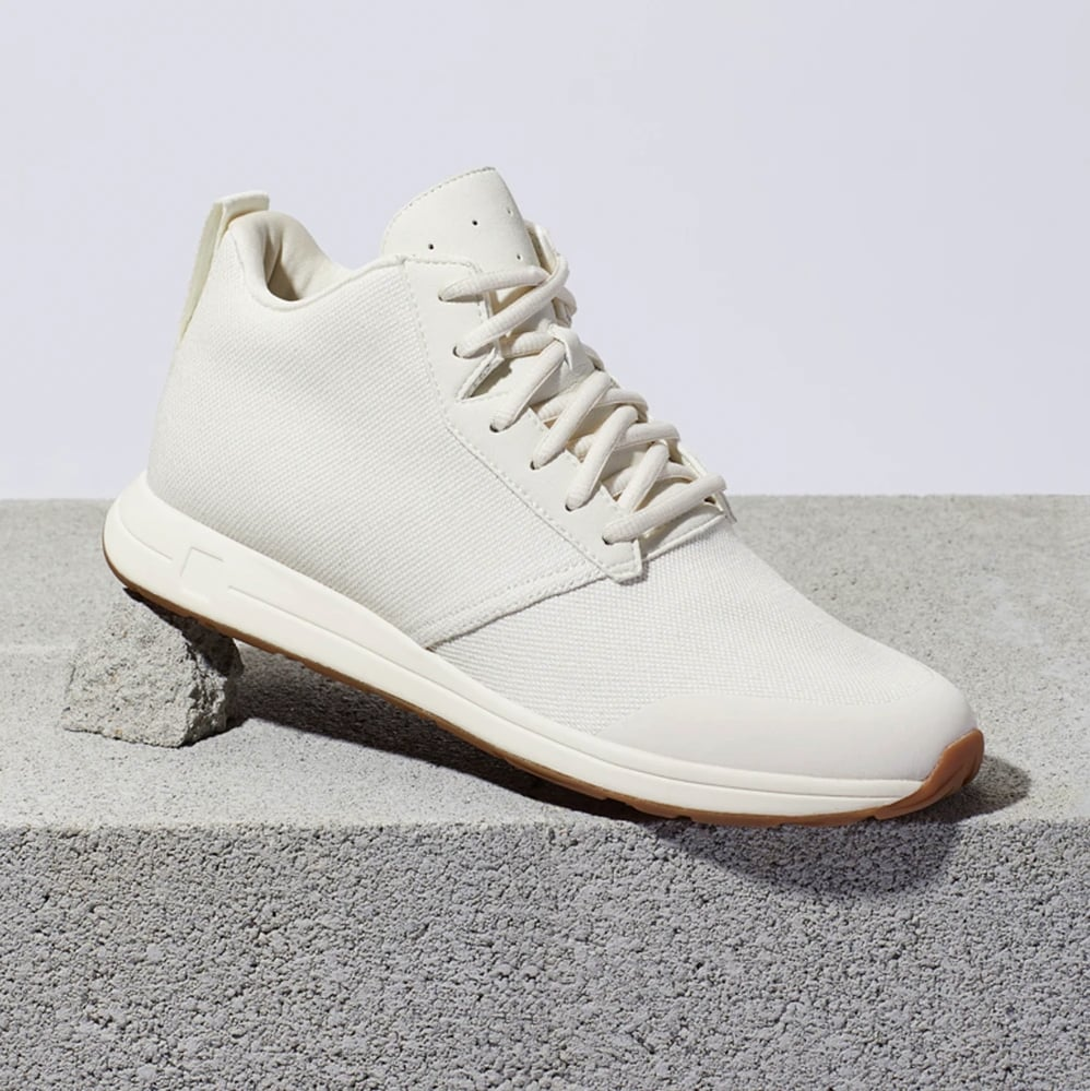 York Athletic The Henry Mid Canvas Sneakers