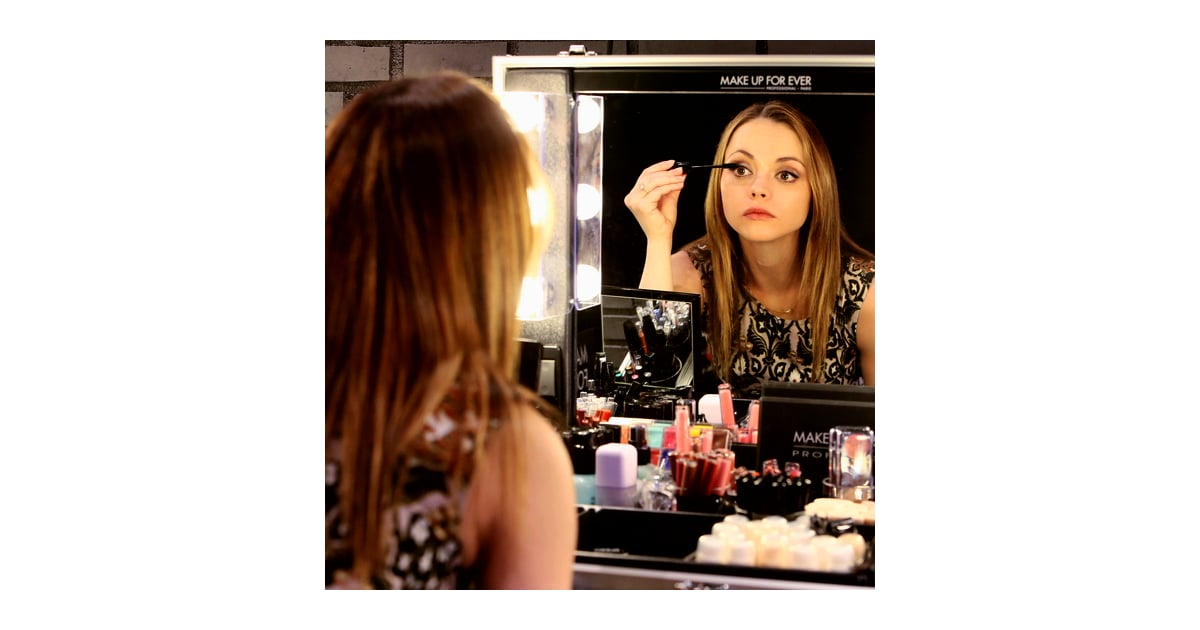 Christina Ricci Beauty Tips
