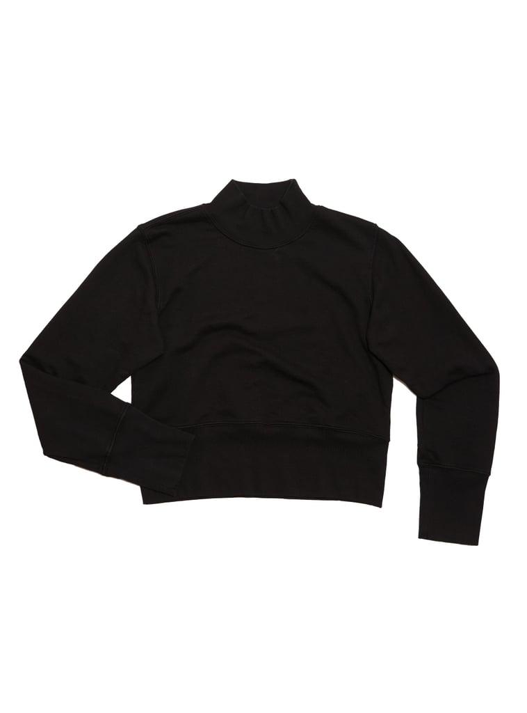 Cotton Citizen Milan Sweatshirt in Black
