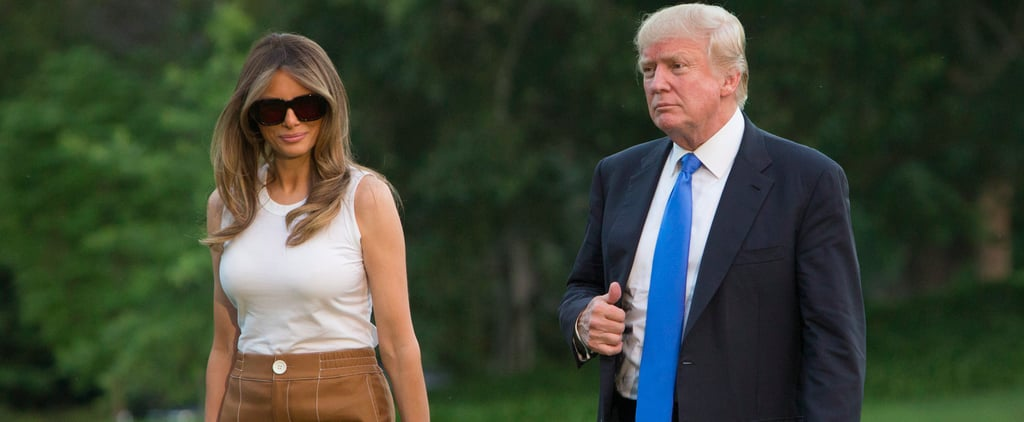Melania Trump Took a Style Tip From Jackie Kennedy For Her White House Arrival