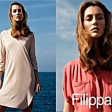 Drapey silks and loose silhouettes are Filippa K staples for Spring. Source: Fashion Gone Rogue