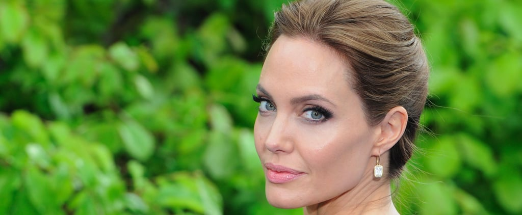 """Angelina Jolie Reveals Bell's Palsy Diagnosis After """"Difficult"""" Split From Brad Pitt"""