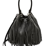 Milly Essex Drawstring Fringe Bag ($435)
