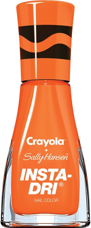 Sally Hansen Insta Dri Crayola Nail Polish In Sunset