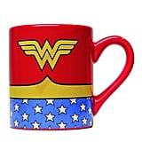 A Wonder Woman Mug
