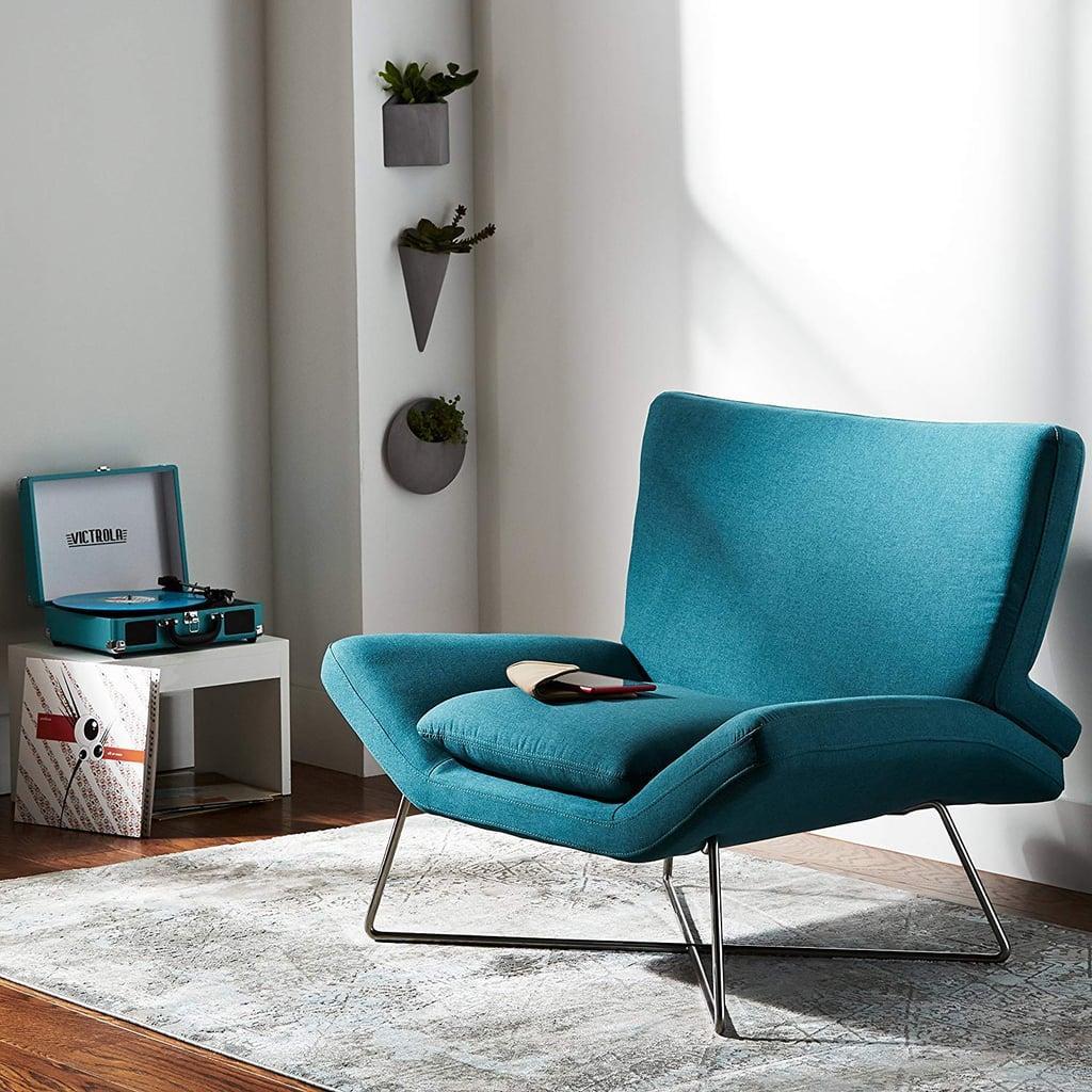 Rivet Farr Lotus Accent Chair Best Furniture 2020