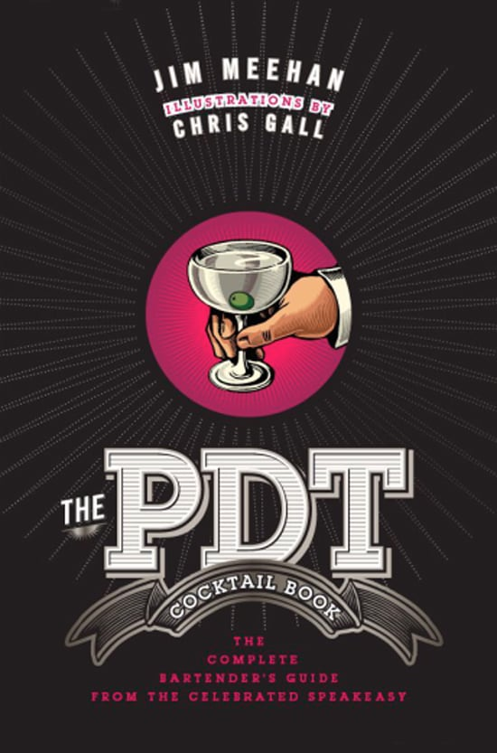 PDT Cocktail Book