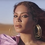 "Beyoncé's Smoky Eye Makeup in ""Spirit"" Music Video"