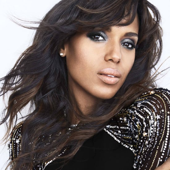 Kerry Washington in Marie Claire April 2015