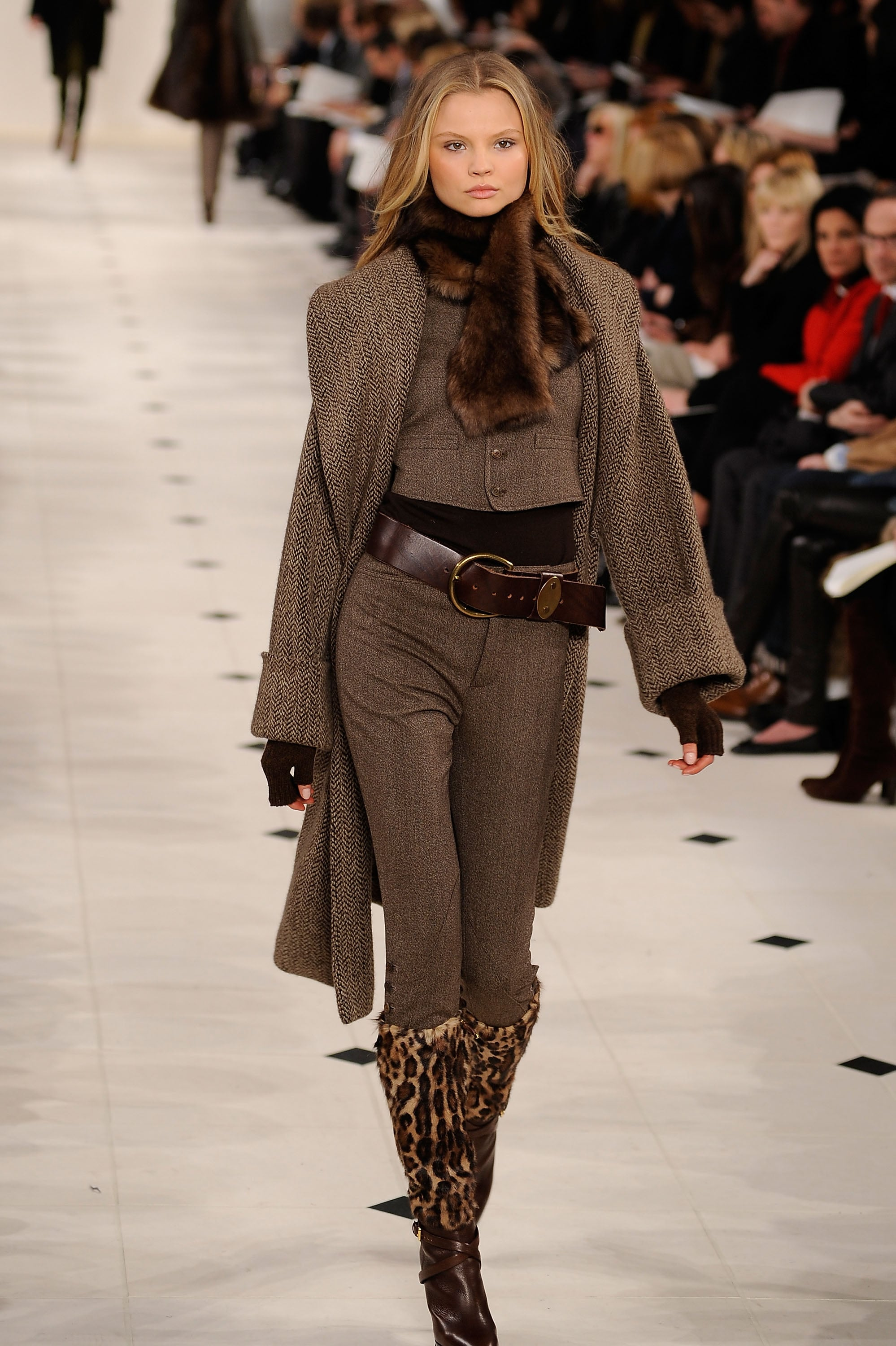 Ralph Lauren Fall 2010 Fashion Week Collection Popsugar