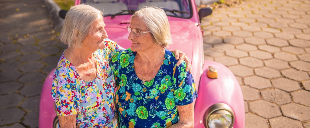 These Twins Celebrated Their 100th Birthday With an Adorable Photo Shoot
