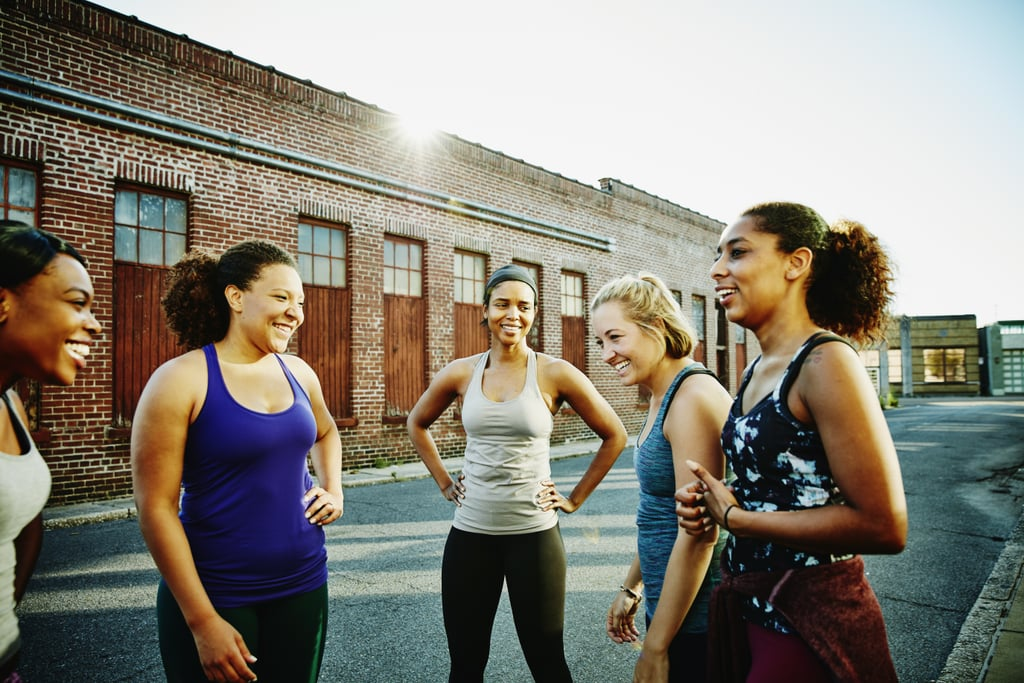 Four-Week Workout Plan For Weight Loss | POPSUGAR Fitness