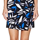 Shoshanna Asymmetrical Printed Sheath Dress ($385)