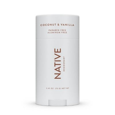 Native Natural Deodorant in Coconut & Vanilla