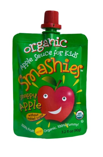 Smashies Apple Sauce