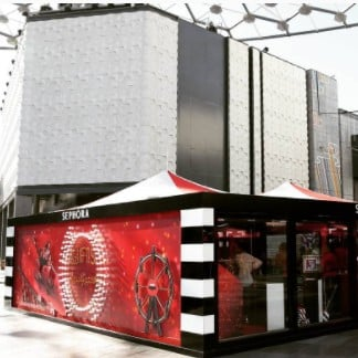Sephora Theme Park in Dubai