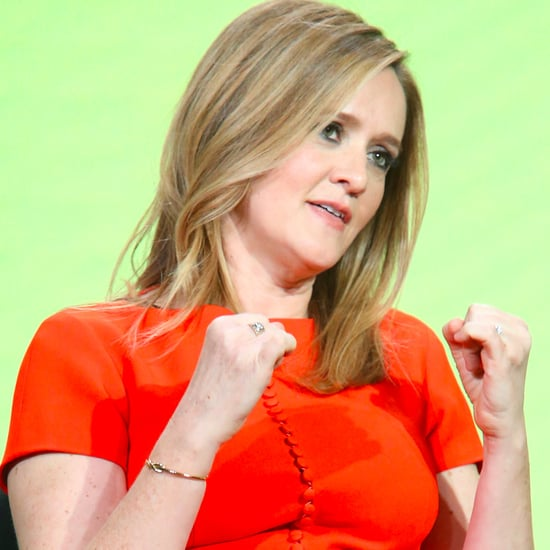 Samantha Bee Full Frontal Healthcare Photoshop Tweet