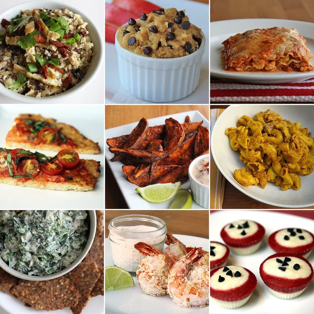 30 Classic Comfort Foods Lightened Up