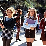 Dionne, Tai, and Cher From Clueless