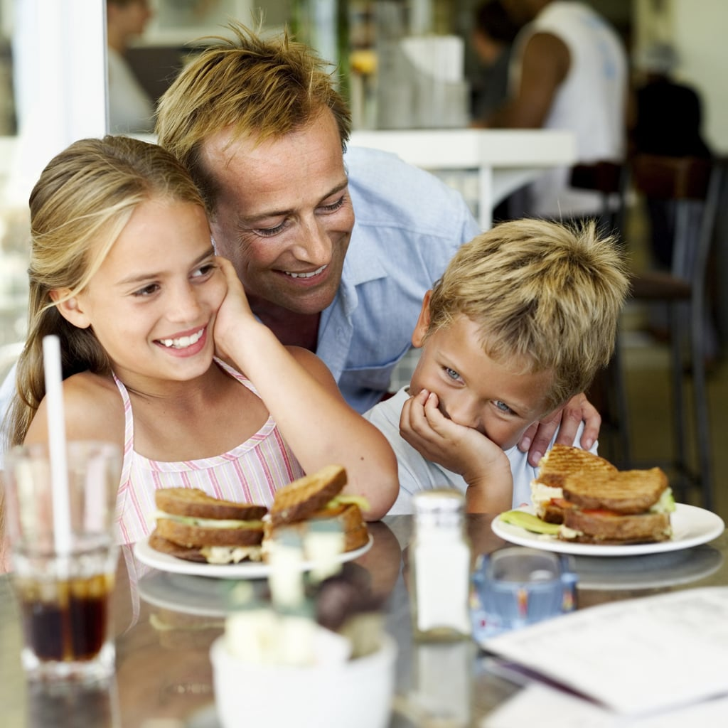 Healthy Eating Out With Kids